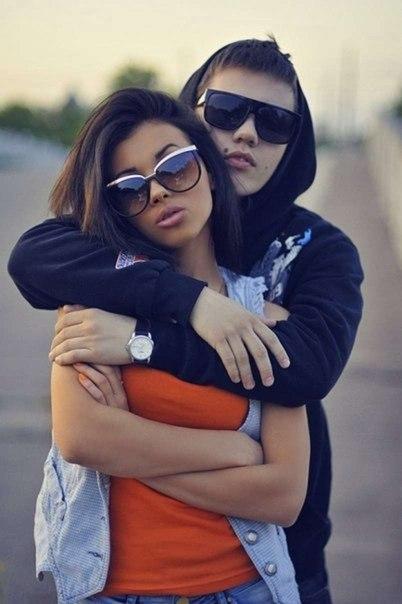 красивые картинки с девушкой и парнем